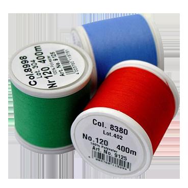 нитки для шитья одежды