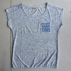 футболка с вышивкой
