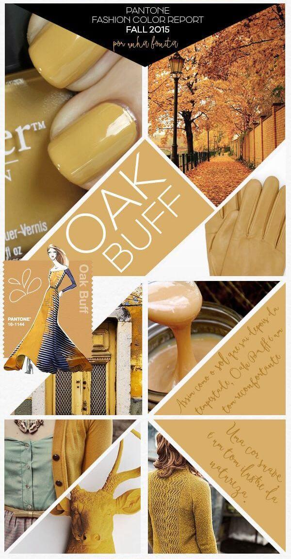 модные цвета 2016,Oak Buff,палевый дуб