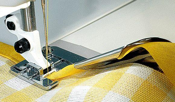 обработка косой бейкой