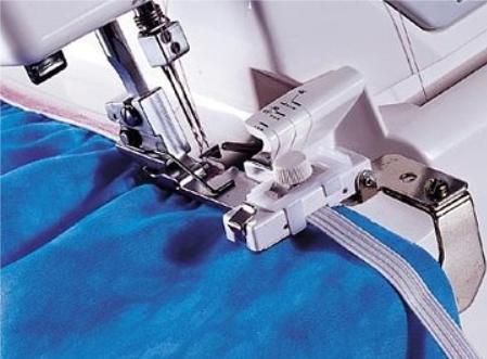 лапка для пришивания резинки