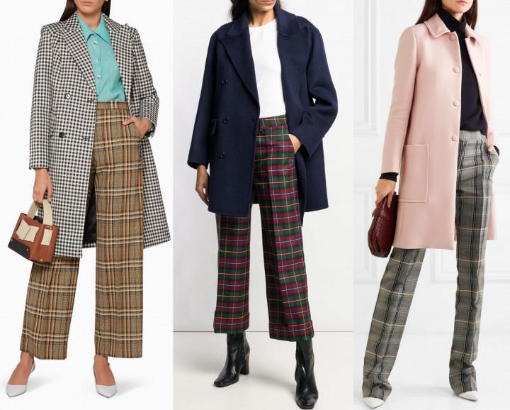 брюки+пальто