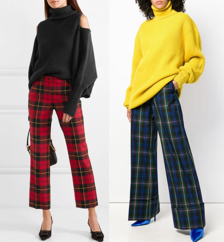 брюки+свитер
