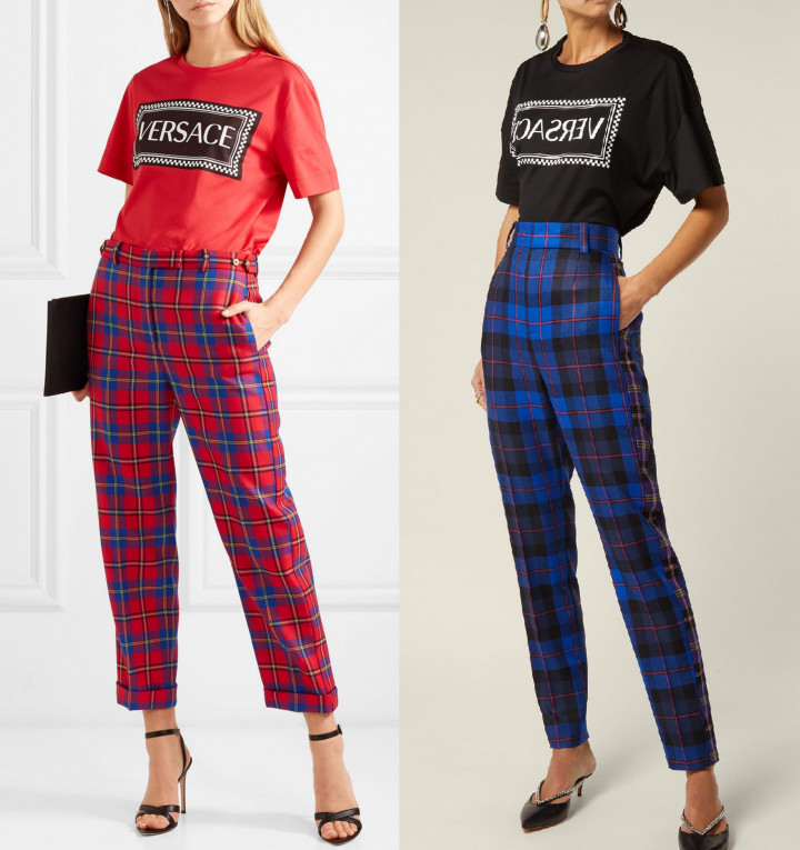 брюки+футболка