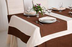 Как выбрать ткани для столового белья
