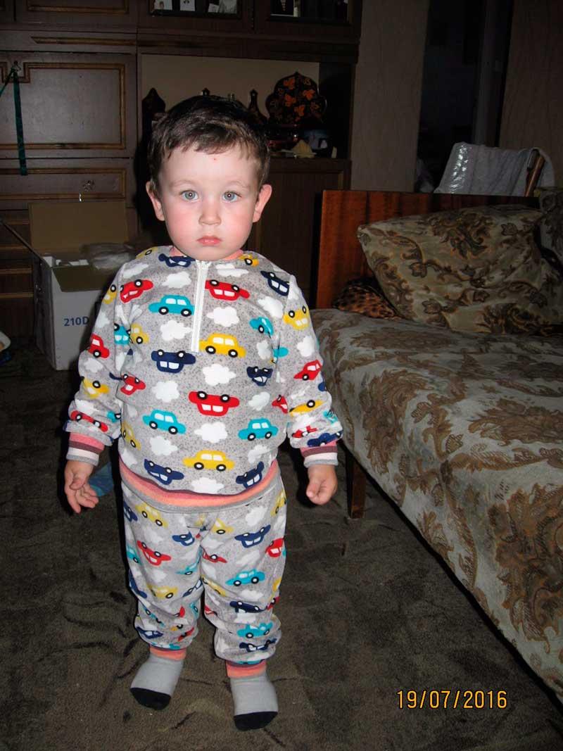 детский костюм своими руками
