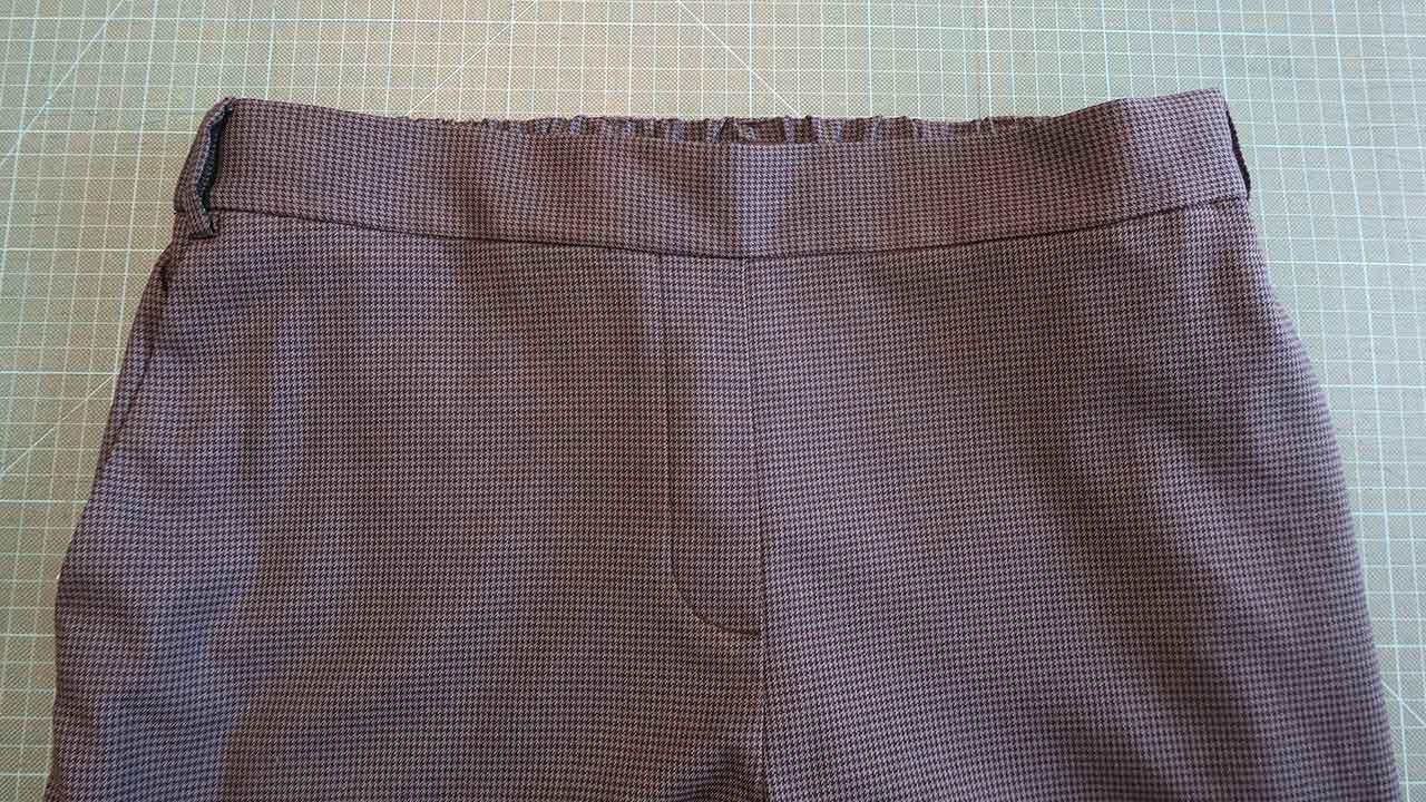 застежка брюк