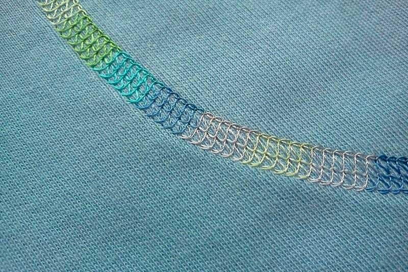 отделка плоскими швами