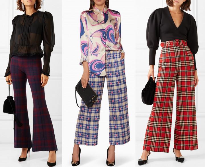 брюки+блузка