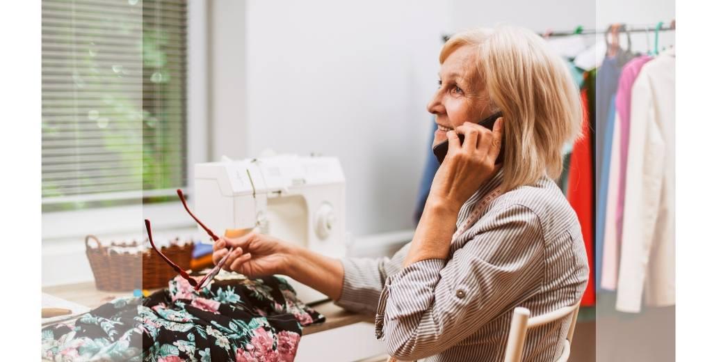 научиться шить и помогать людям