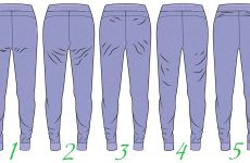 Дефекты посадки брюк (часть 2)